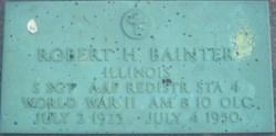 Robert Hilliard Bainter