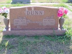 Mary Alice <i>Wilder</i> Dunn
