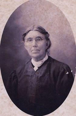 Mary Tabitha <i>Eskew</i> Crowell