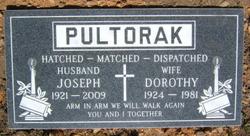 Dorothy <i>Reckinger</i> Pultorak