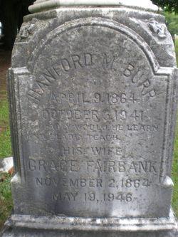 Hanford Montrose Burr