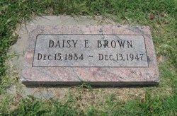 Daisy Etna <i>O'Byrne</i> Brown