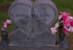 Doris Floetta <i>Shafer</i> Ellison