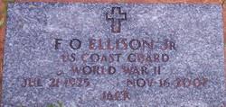 Francis Oliver JACK Ellison, Jr