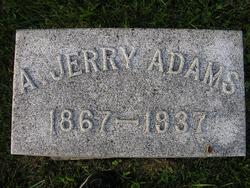 A. Jerry Adams