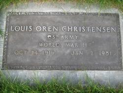 Louis Oren Christensen