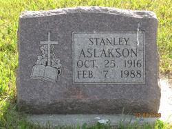 Stanley Aslakson