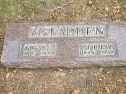 Abigail Lueza <i>Agar</i> McFadden