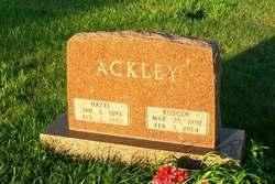 Hazel Ann <i>Hale</i> Ackley