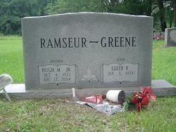 Edith Mae <i>Ramseur</i> Greene
