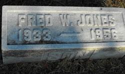 Fred W. Jones