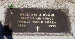 William J Blair