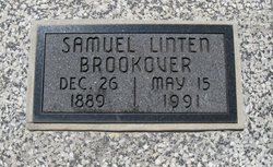 Samuel Linten Brookover