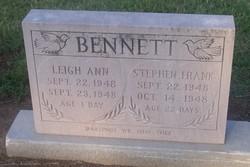 Leigh Ann Bennett