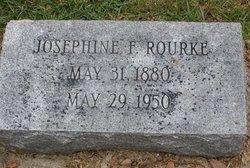 Josephine Josie <i>Foster</i> Rourke
