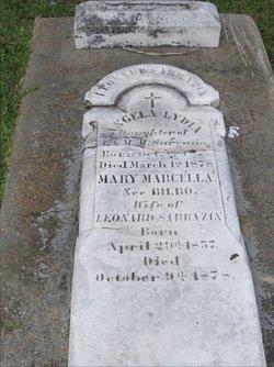 Mary Marcella <i>Bilbo</i> Sarrazin