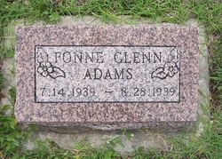 Fonne Glenn Adams