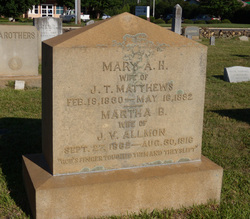 Martha Allmon