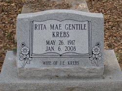 Rita Mae <i>Gentile</i> Krebs