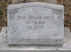 John Edward Krebs