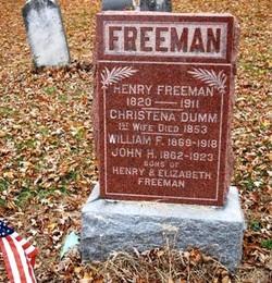 William F Freeman