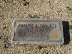 Amanda F. Barrett