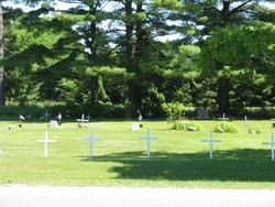 Saint Florence Catholic Cemetery