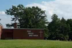 Pike Grace Brethren Church Cemetery