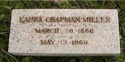 Laura <i>Chapman</i> Miller
