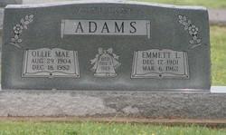 Emmett L. Adams