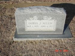 Doris Jane <i>Irby</i> Allen
