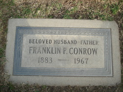 Franklin Pierce Conrow
