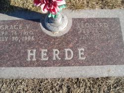 Grace V. Herde