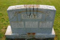 Lillie P <i>Keefer</i> Boyer