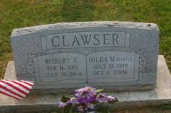 Hilda M <i>Barto</i> Clawser