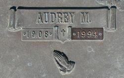 Audrey M Jones