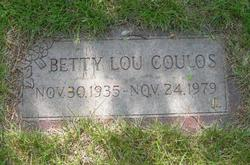 Betty Lou Coulos