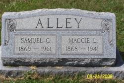 Margaret L Maggie <i>McGangley</i> Alley