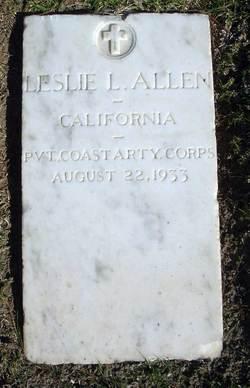 Leslie Lane Allen