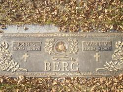 Mabel M <i>Thorson</i> Berg