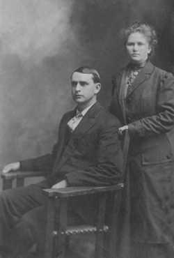Clara Mae <i>McKelvy</i> Bingham