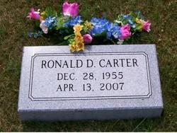 Ronald Dale Carter