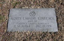 Agnes Labadie Lovelace
