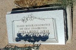 Clara L. <i>Riddle</i> Jamar