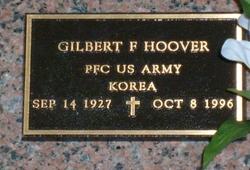 Gilbert F. Hoover
