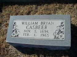 William Bryan Casbeer