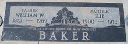 William W Baker
