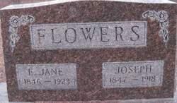 Elizabeth Jane <i>Crawford</i> Flowers