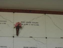 Mary Louise <i>Lyman</i> Collins