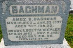 Amos S. Bachman